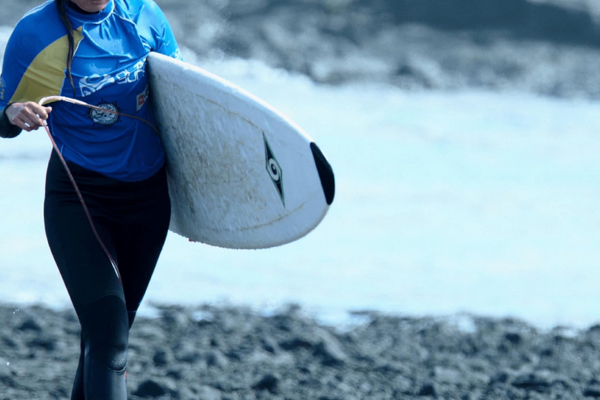 Fuerteventura Girls Surf Trip