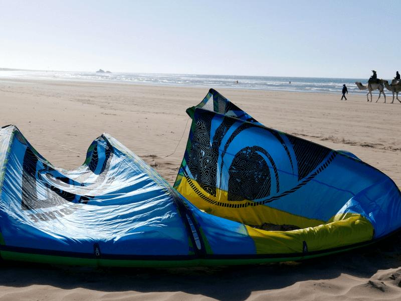 morocco kiteboarding