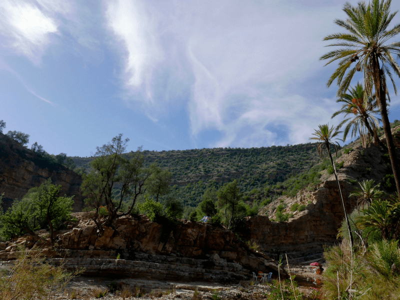 morocco paradise valley