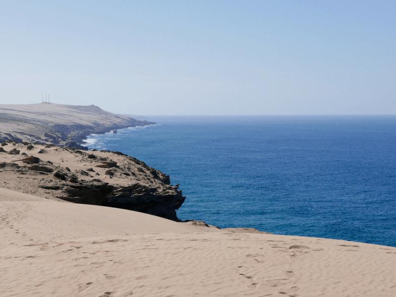 morocco surf spot