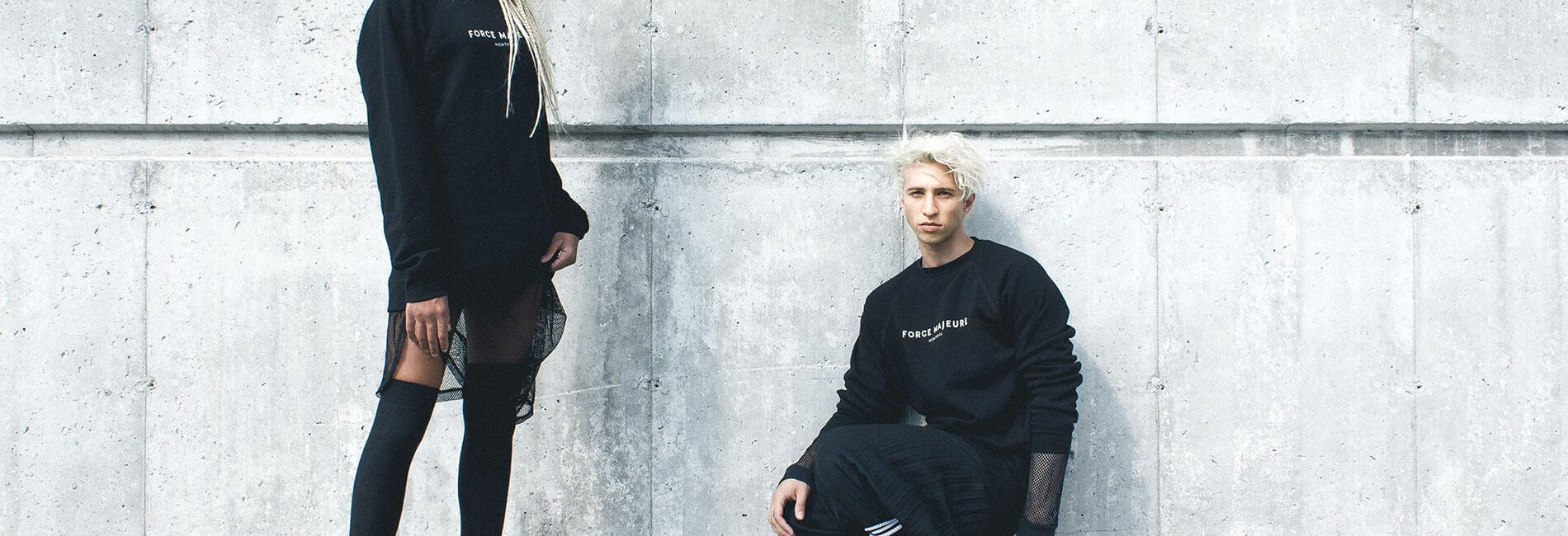 New streetwear collection